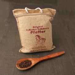 Tellicherry Pfeffer schwarz, ganz - 1kg